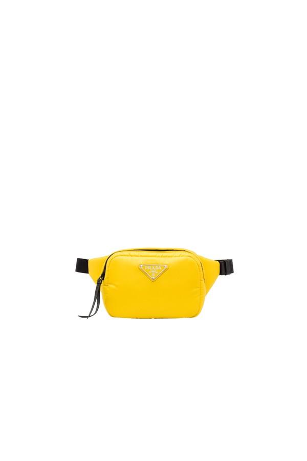 c1de37962045 Padded Nylon Belt Bag by Prada at ORCHARD MILE