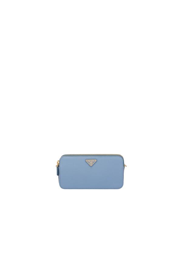 9ecb3713 Saffiano Leather Mini Shoulder Bag by Prada