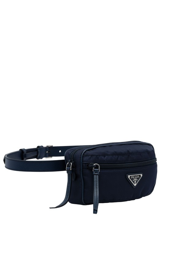 59333553f45c Fabric And Leather Belt Bag by Prada at ORCHARD MILE
