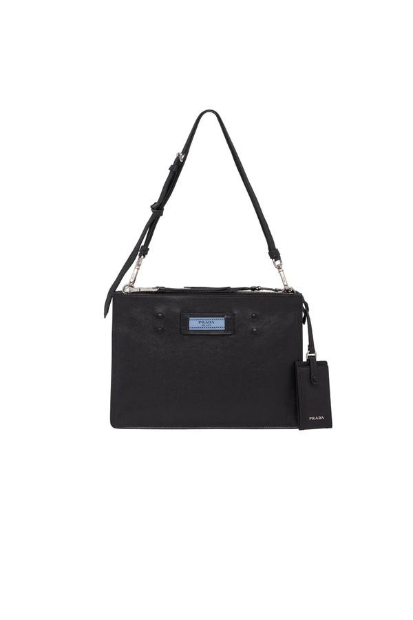 2539b3f36624 Prada Etiquette Leather Bag by Prada at ORCHARD MILE