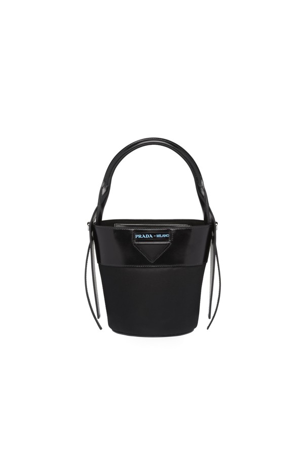 c01a8e61a6 Prada Ouverture Nylon Bucket Bag by Prada at ORCHARD MILE