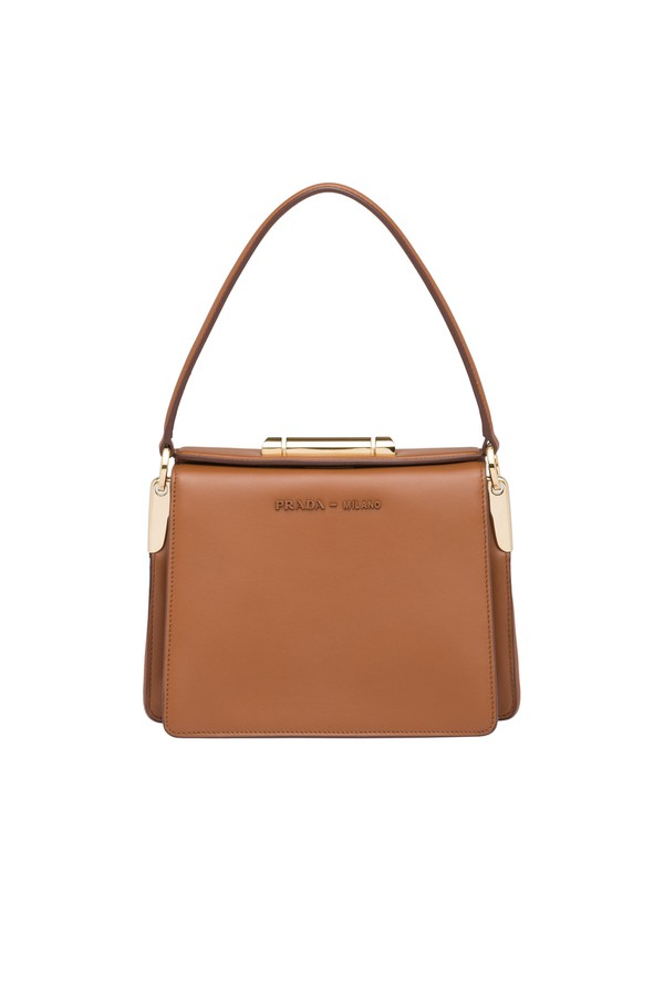 4319238408a4 Prada Sybille Leather Bag by Prada at ORCHARD MILE