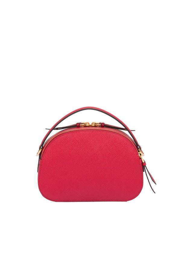 100641220 Prada Odette Saffiano Leather Bag by Prada at ORCHARD MILE
