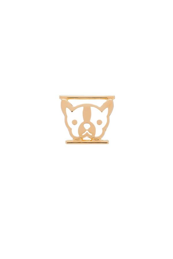Prada Prada Symbols Metal Paw Charm qe6rZI4ZmW