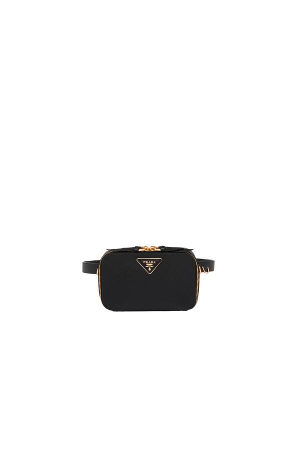 eecda2bf7 Prada Odette Saffiano Leather Belt Bag by Prada at ORCHARD MILE