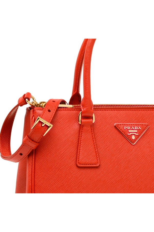 dce0047547cdf0 Prada Galleria Small Saffiano Leather Bag by Prada at ORCHARD MILE