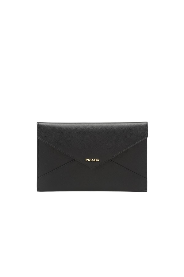 20a0bd29714d86 Saffiano Leather Document Holder Set by Prada at ORCHARD MILE