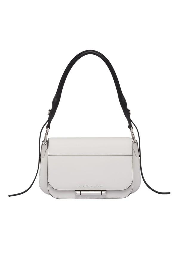 f52b3a32d8 Prada Sybille Leather Shoulder Bag by Prada
