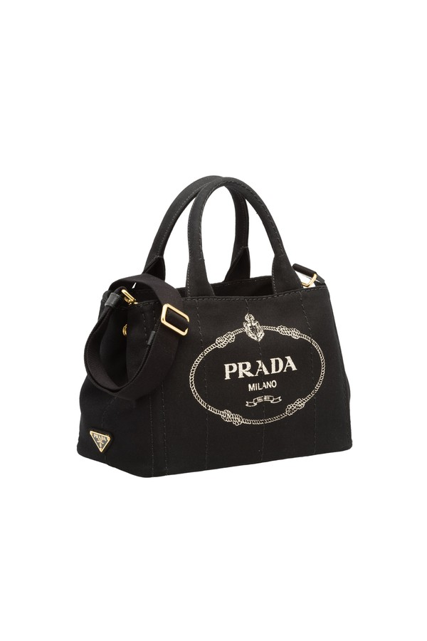 2c24ef3bdefd Fabric Printed Tote by Prada at ORCHARD MILE