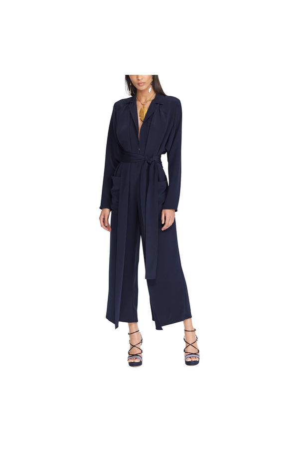 f17cb0bd8dc O Reilly Silk Jumpsuit by Ralph Lauren Collection at ORCHARD MILE
