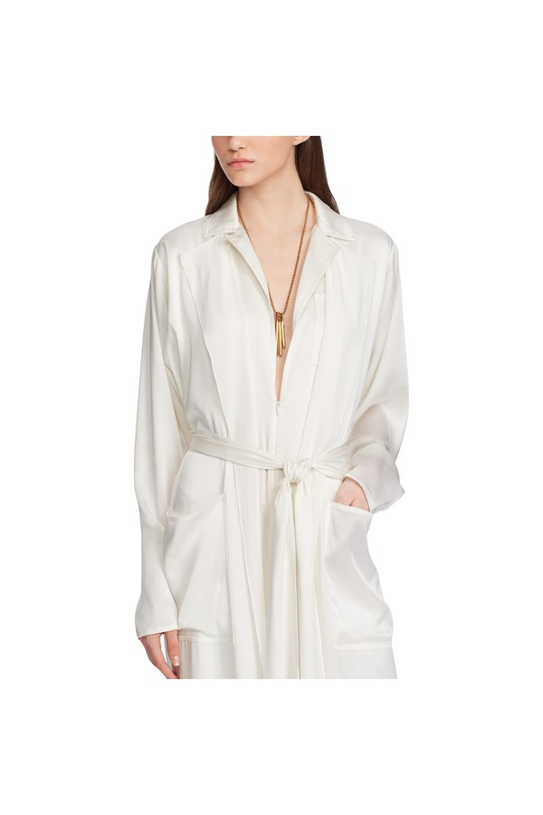 495657331d6 O Reilly Charmeuse Jumpsuit by Ralph Lauren Collection at ORCHARD MILE