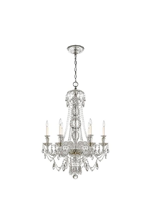 Ralph lauren home daniela crystal chandelier