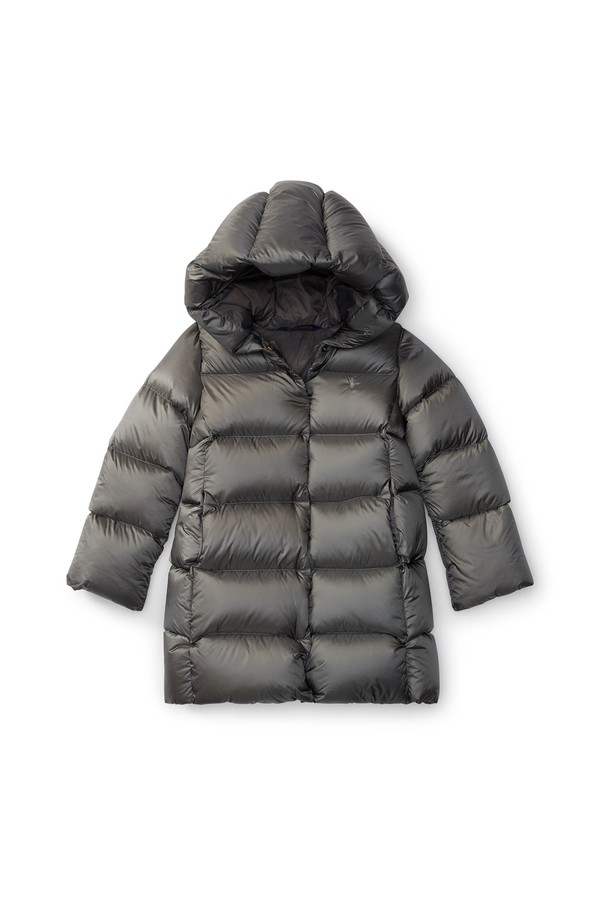 Quilted Hooded Down Coat by Ralph Lauren Kids at ORCHARD MILE e7b5adc3b6d5e