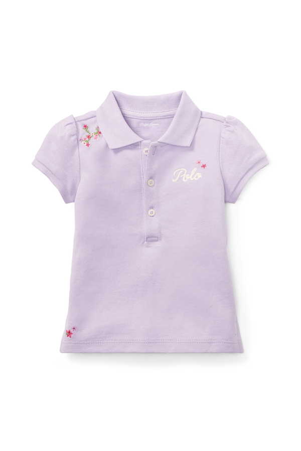 2e7735a8d Embroidered Polo Shirt by Ralph Lauren Kids at ORCHARD MILE