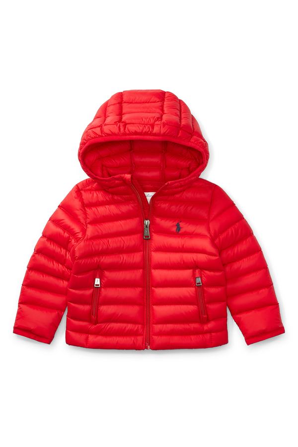 Packable Quilted Down Jacket by Ralph Lauren Kids at ORCHARD MILE ee2240f6f5769