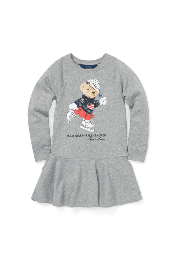 c5f03850c681 Ice-Skating Bear Dress by Ralph Lauren Kids at ORCHARD MILE