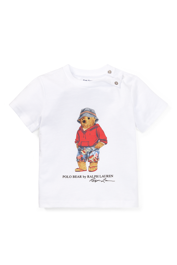 02e629cf Palm Springs Bear T-Shirt by Ralph Lauren Kids at ORCHARD MILE