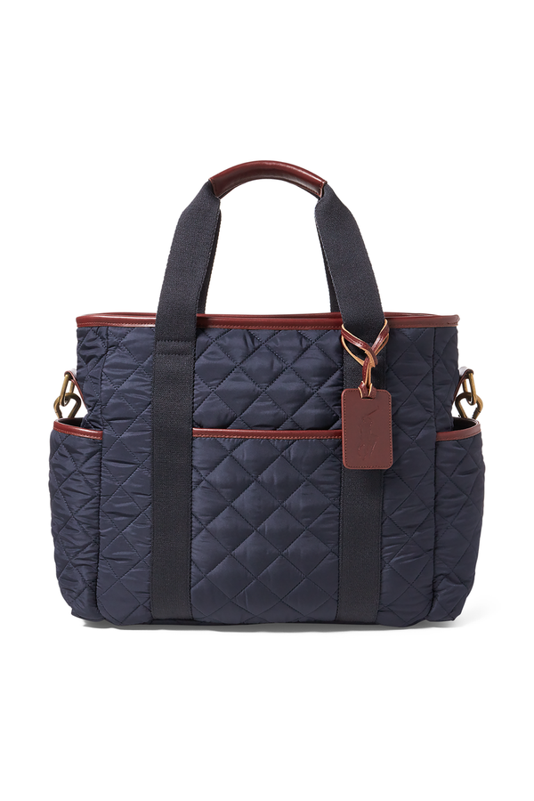 Quilted Diaper Bag by Ralph Lauren Kids at ORCHARD MILE 94aa769a79a1b