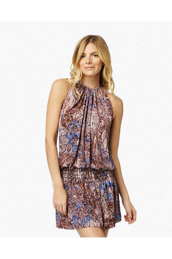 343e001907b655 Printed Paris Dress by Ramy Brook at ORCHARD MILE