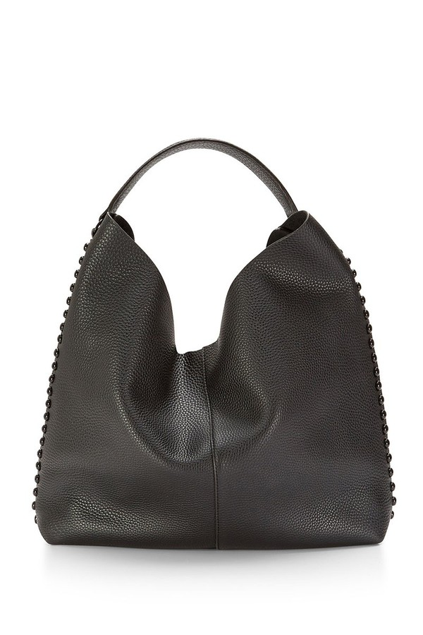 ce4343648 Unlined Hobo With Dome Studs by Rebecca Minkoff at ORCHARD MILE