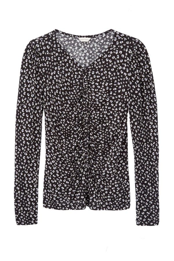 5eb8f7cf8a Mini Cheetah Jersey Top by Rebecca Taylor at ORCHARD MILE