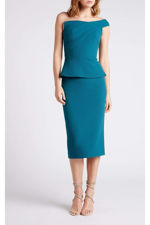 84bc775e3c Arreton Skirt by Roland Mouret at ORCHARD MILE