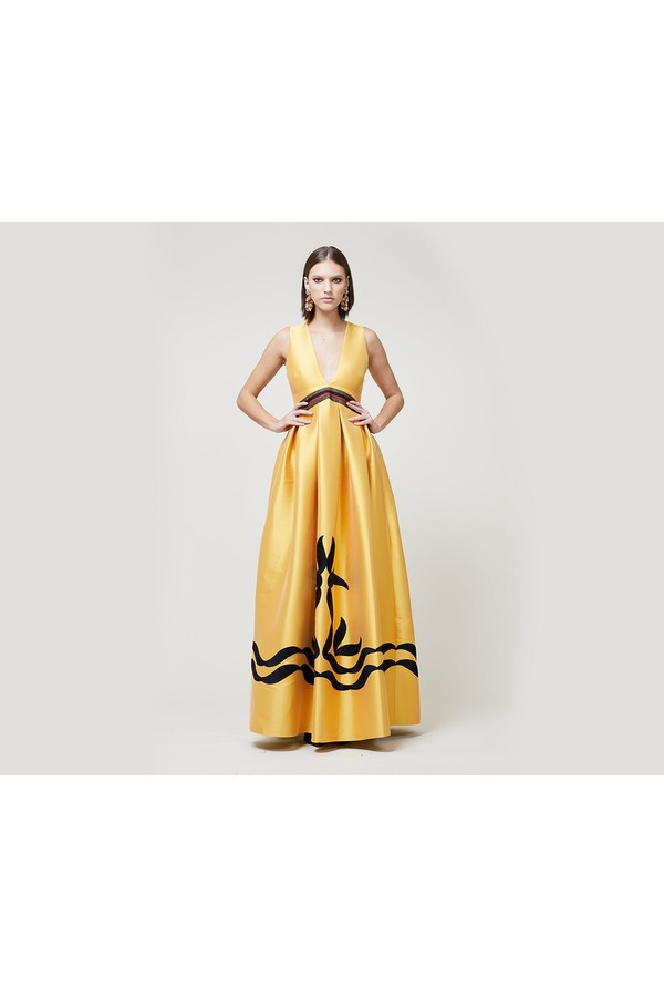Jocelyn Gown Final Sale By Sachin Babi At Orchard Mile