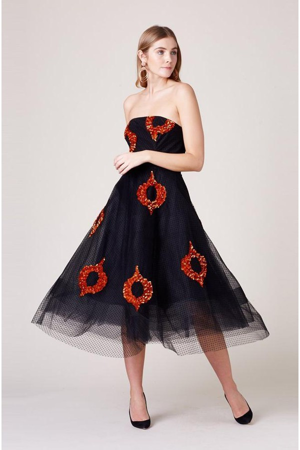 1721767779 Bazaar Dress by Sachin   Babi at ORCHARD MILE