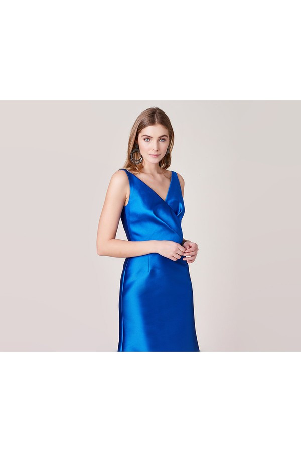 Chesterton Gown Cobalt Final Sale By Sachin Babi At Orchard Mile