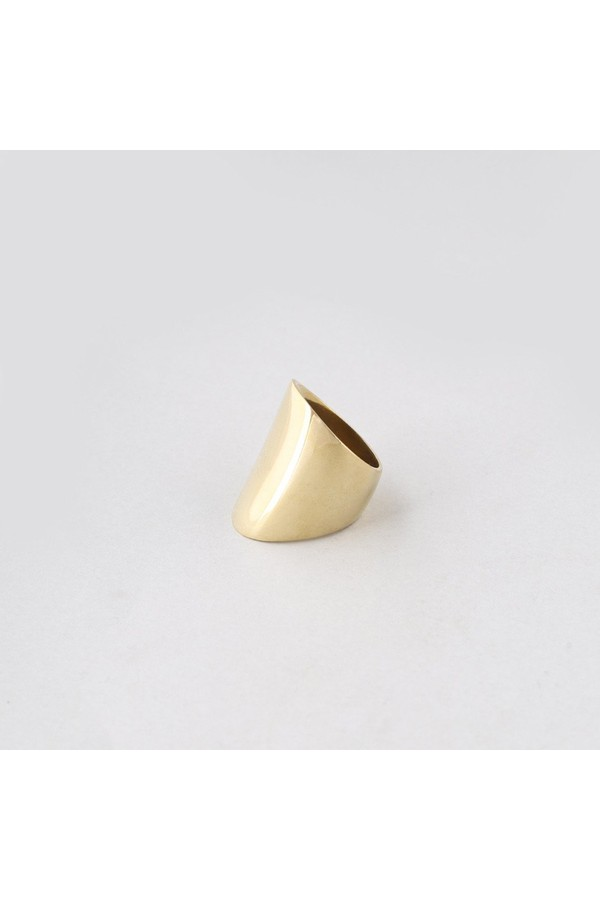Soko Square Signet Ring GSV6VFm