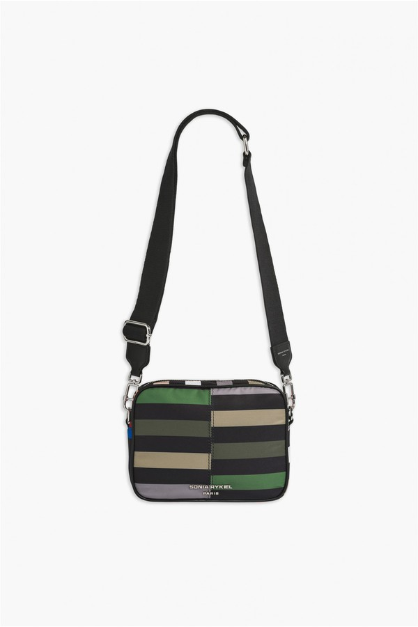 aa4a7d61c1 Multicoloured Forever Nylon Camera Bag by Sonia Rykiel at ORCHARD MILE