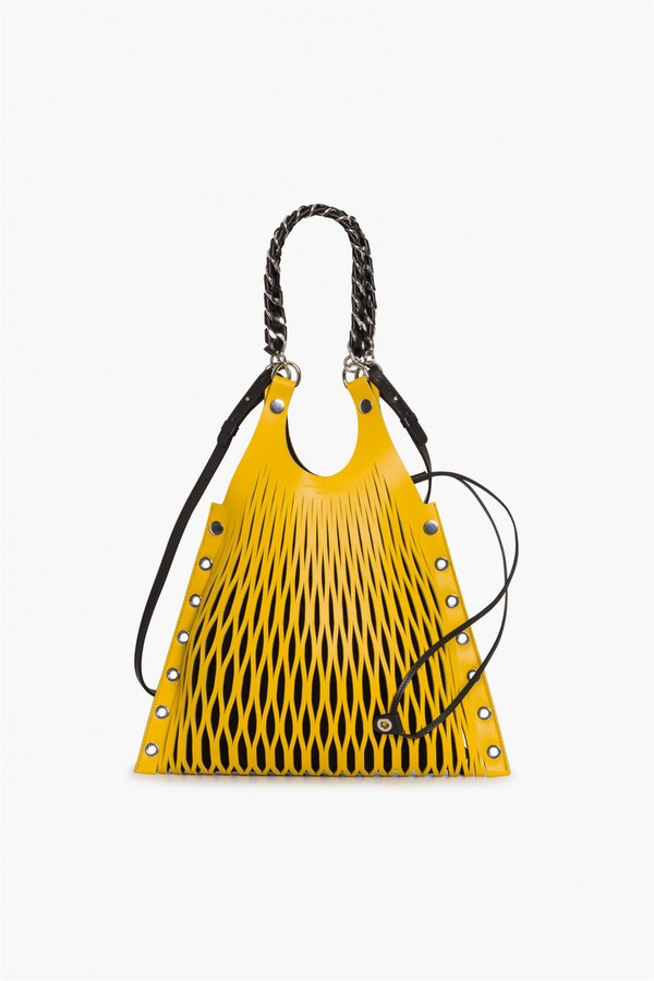 3af014cf78 Le Baltard Calfskin Tote by Sonia Rykiel at ORCHARD MILE