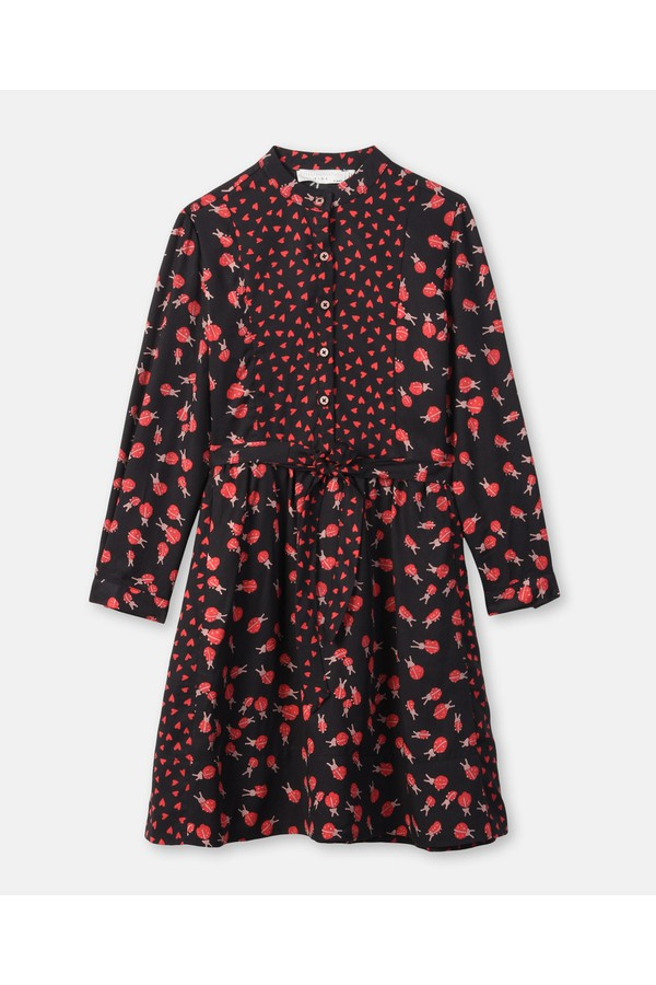 94441e6f7 Ladybug Print Dress by Stella McCartney Kids at ORCHARD MILE