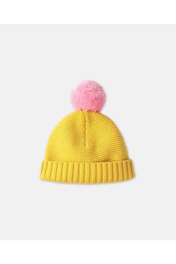 5d66eeca4 Pompom Knit Hat