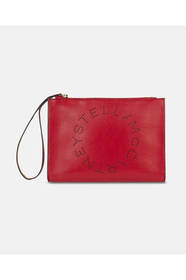 2d5cfc08584c Stella Logo Pouch by Stella McCartney at ORCHARD MILE