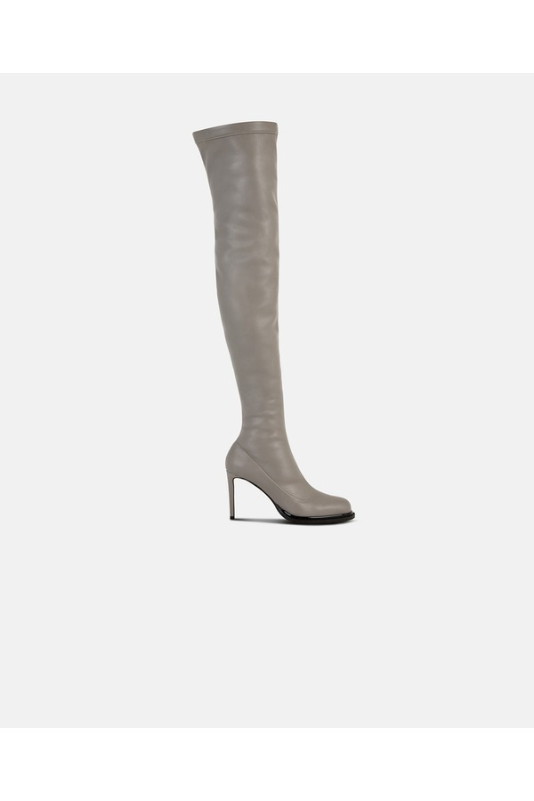 94aa7bd2c9a Black Thigh-High Boots by Stella McCartney at ORCHARD MILE