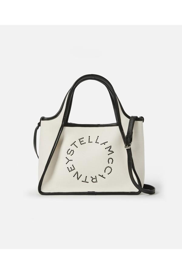 b6f4f5fc09be Stella Logo Eco Denim Cross Body Bag by Stella McCartney at...