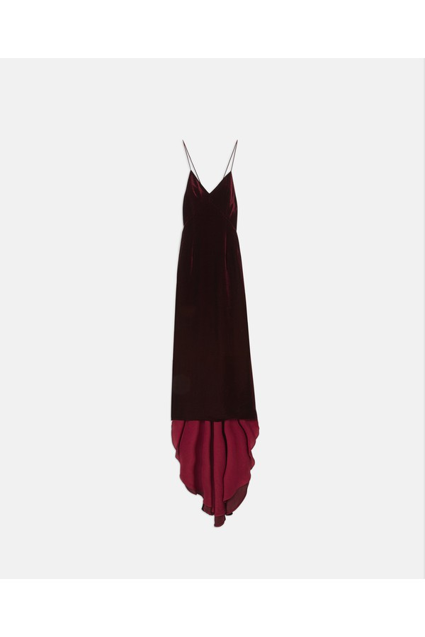 c1c5344f6725d Paulina Velvet Dress by Stella McCartney at ORCHARD MILE