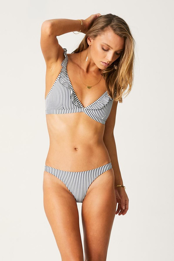 Suboo Slim Bikini Bottom Ziggy Stripe