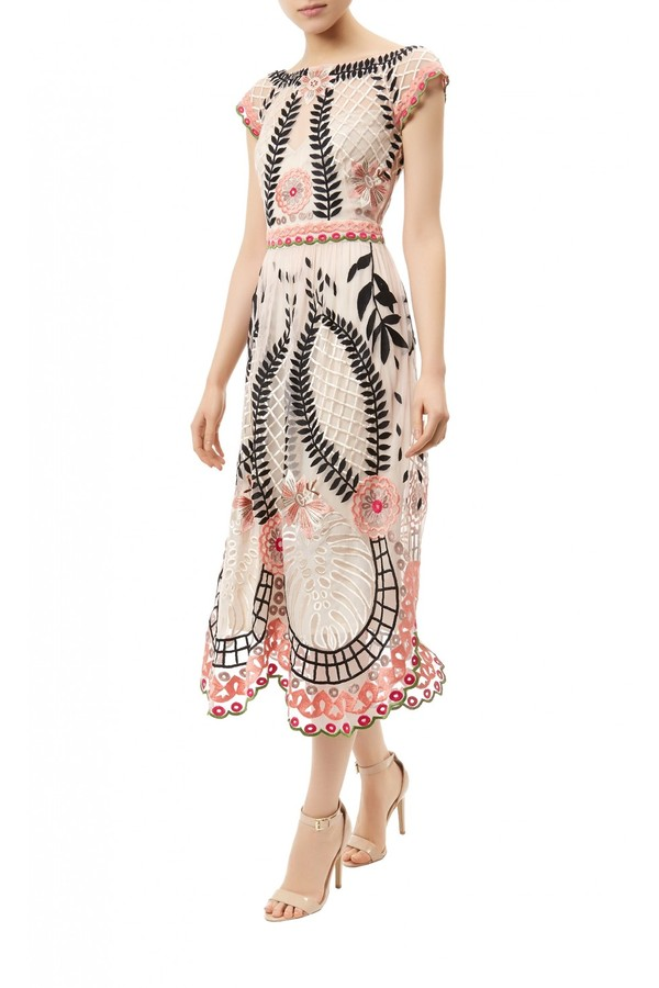 Midi Belle Dress By Temperley London At Orchard Mile