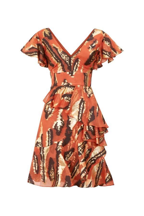 Amazon Cheap Sale Lowest Price Audrey Mini Dress Xs Temperley London Sale Online 6B2O79