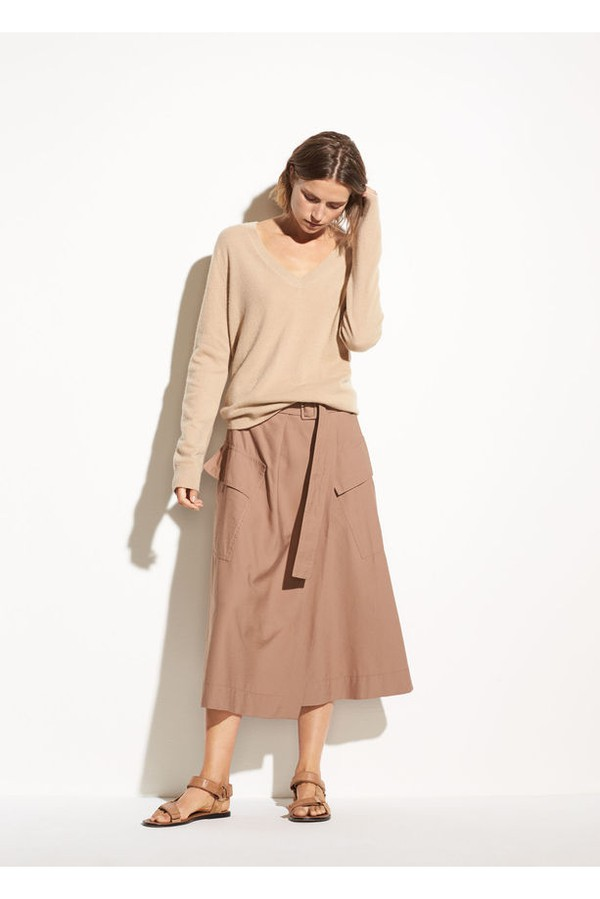 6b1bb322472998 Utility Skirt by Vince at ORCHARD MILE