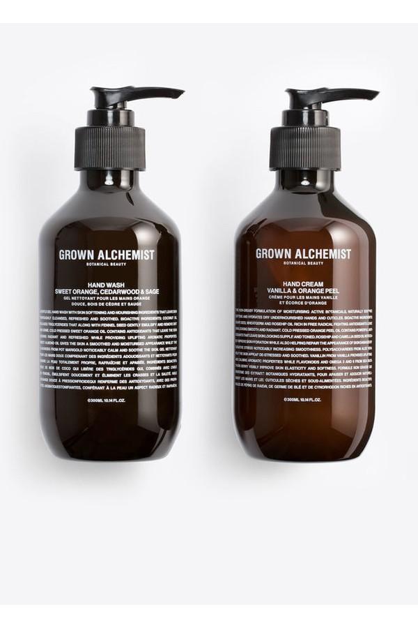 Vince Grown Alchemist / Hand Cream And Hand Wash Twin Set
