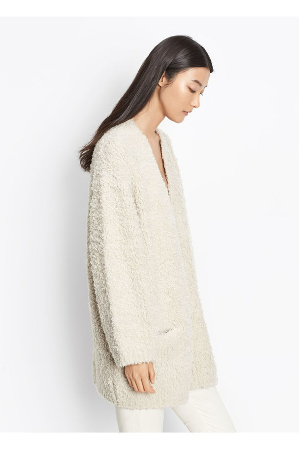 baca51229d8a4 Cashmere Teddy Cardigan by Vince at ORCHARD MILE
