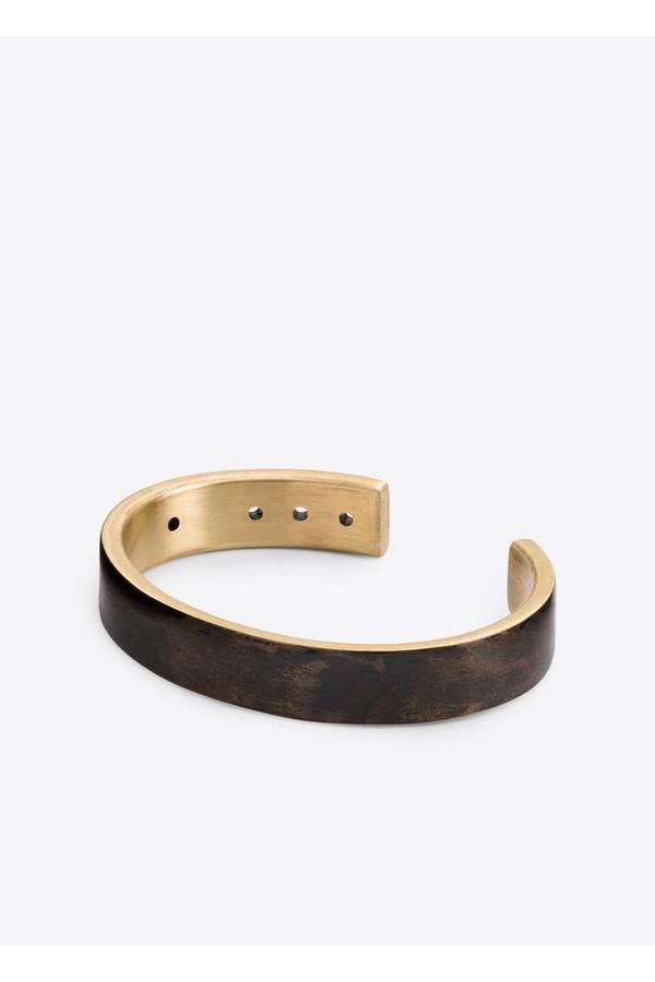 Vince Marmol Radziner / Thin Cuff Xs Bronze H9BlCVK