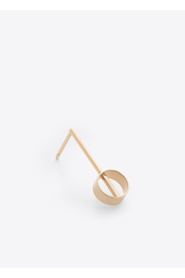 Vince Sayaka Davis / Edie Single Earring Gold o7I2c