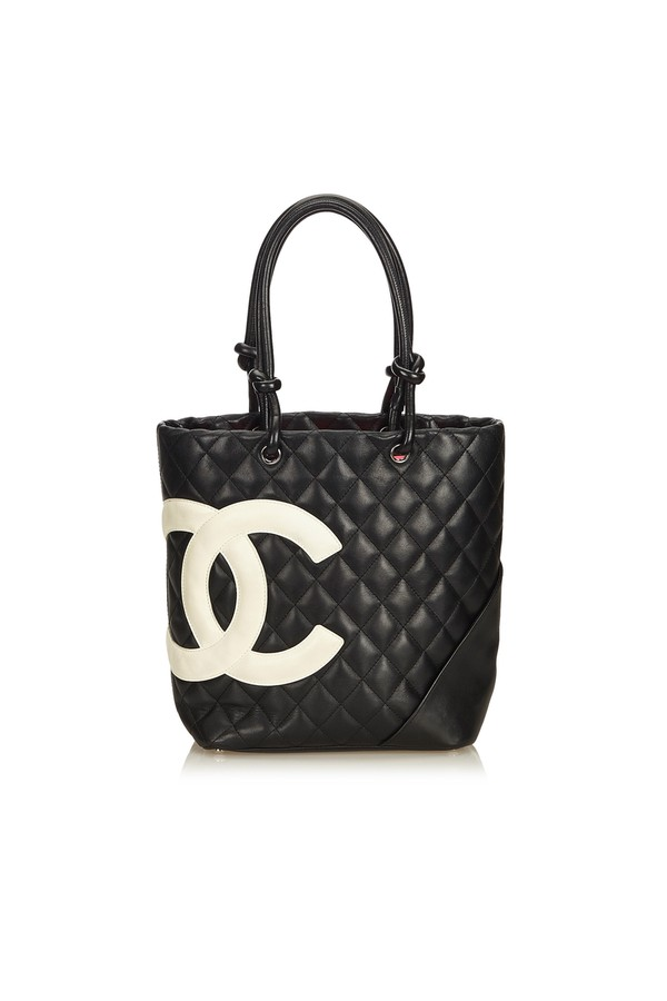 9f36bc087b Cambon Ligne Tote by Vintage Chanel at ORCHARD MILE