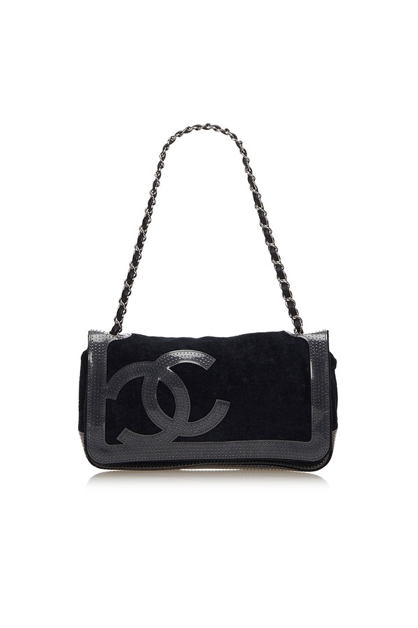 d1b64b49b5a526 Sport Line Chain Shoulder Bag by Vintage Chanel at ORCHARD MILE
