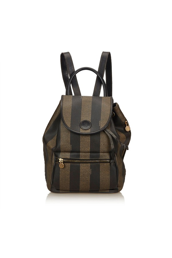 a5221b8b842 Pequin Backpack by Vintage Fendi at ORCHARD MILE