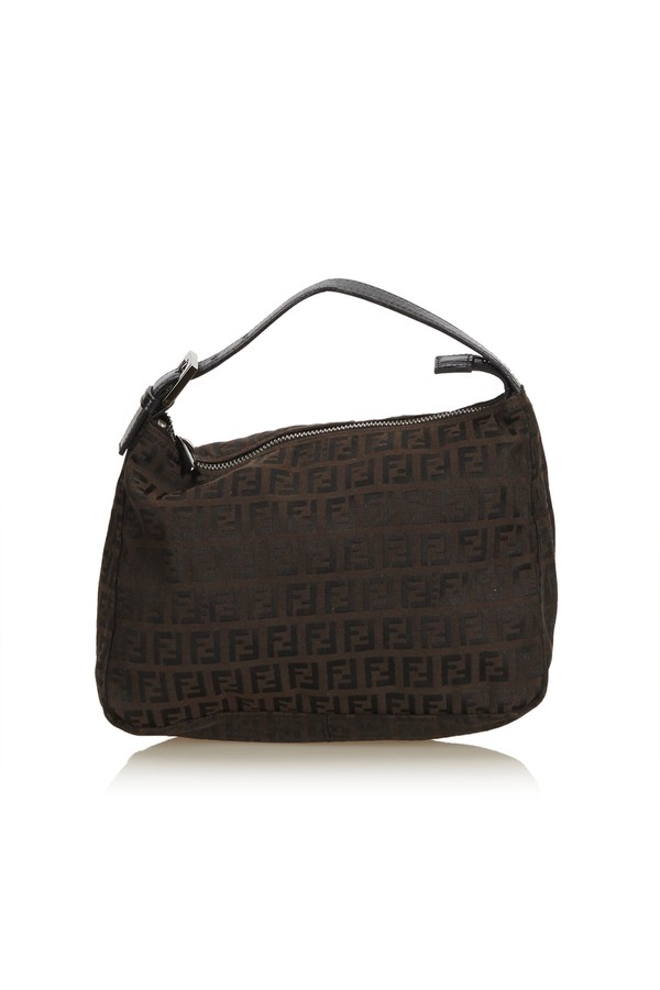 73092ddc8af8 Zucchino Canvas Handbag by Vintage Fendi at ORCHARD MILE
